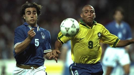 Fabio Cannavaro Ronaldo
