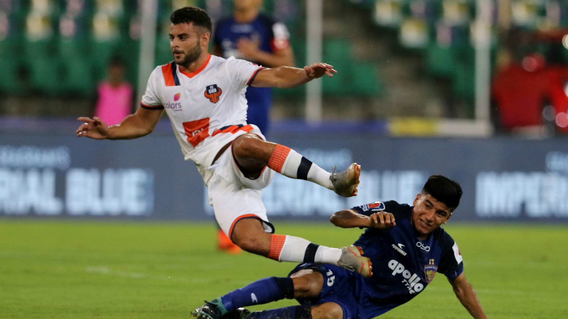 Hugo Boumous Chennaiyin FC FC Goa ISL 5 10062018
