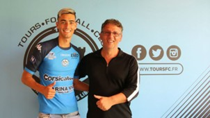 Maxence Carlier Tours FC
