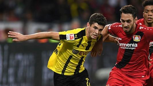 Christian Pulisic Bundesliga Dortmund 10012016