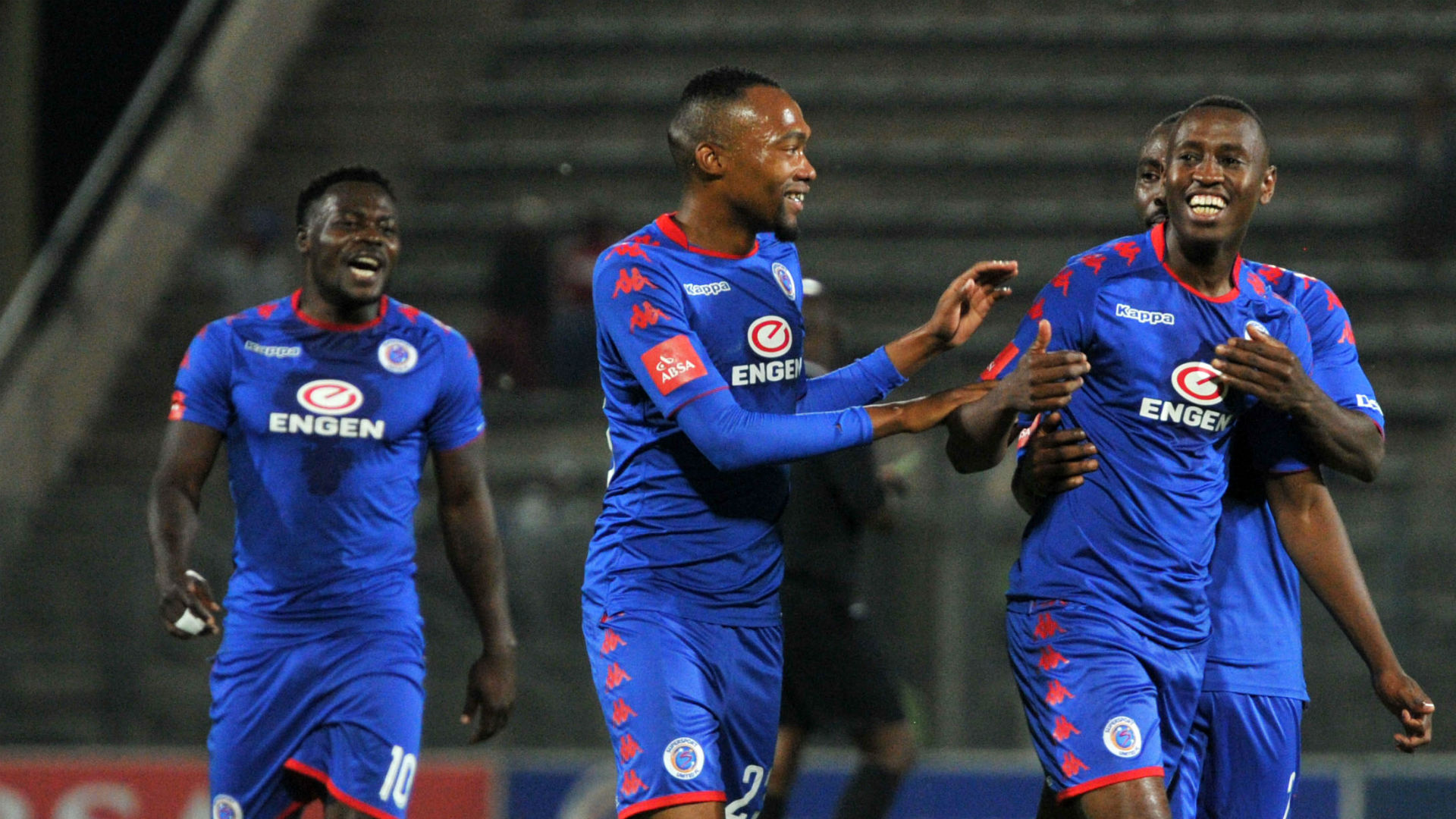 Supersport Are 2017 Mtn8 Champions