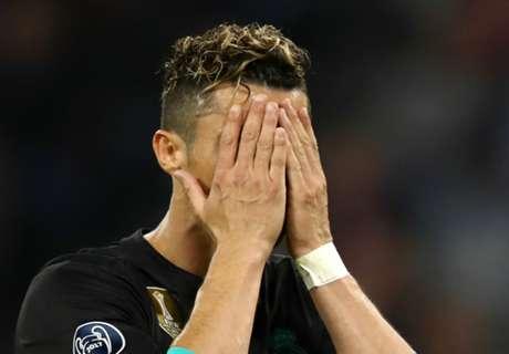 Ronaldo's record UCL scoring run ends in Munich