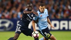 Jason Geria Bobo Melbourne Victory Sydney FC