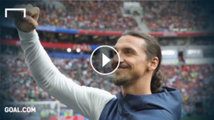 GFX Playbutton Zlatan Ibrahimovic