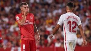Toni Kroos Andre Silva Sevilla Real Madrid LaLiga 26092018