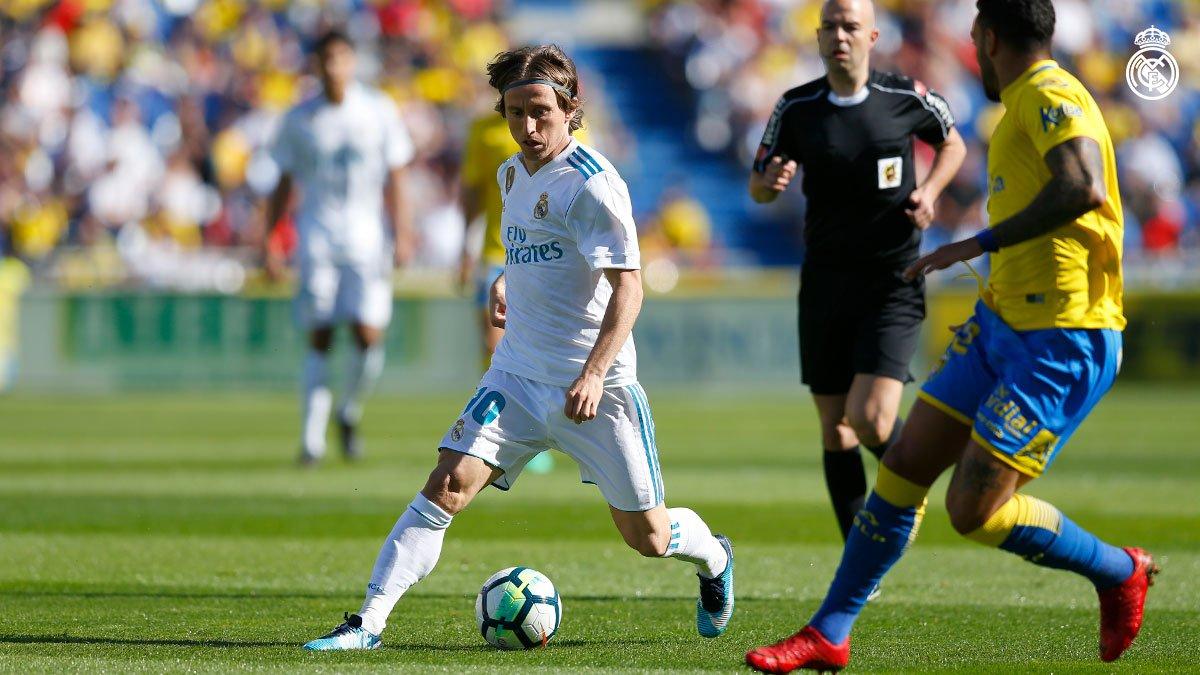 Real Madrid Las Palmas