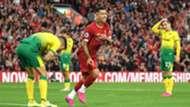 Liverpool Norwich Firmino 0819