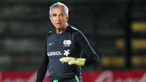 Former Bafana goalkeeper coach Alex Heredia