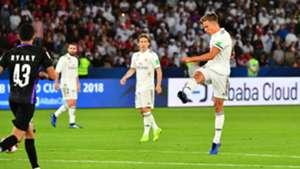 Marcos Llorente Real Madrid Al Ain 22122018