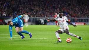 Sadio Mane Manuel Neuer Bayern Liverpool 13032019