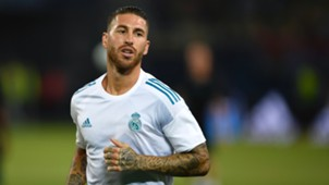 Sergio Ramos Real Madrid 08082017