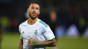 Sergio Ramos Real Madrid 08082017