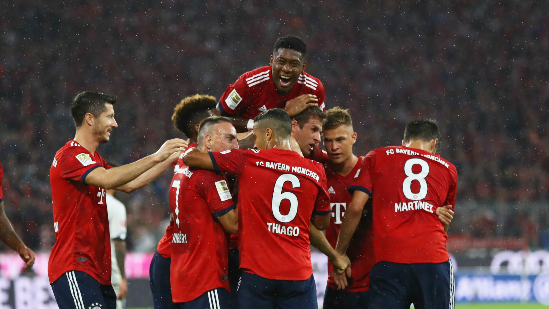 FC Bayern 1899 Hoffenheim 24082018