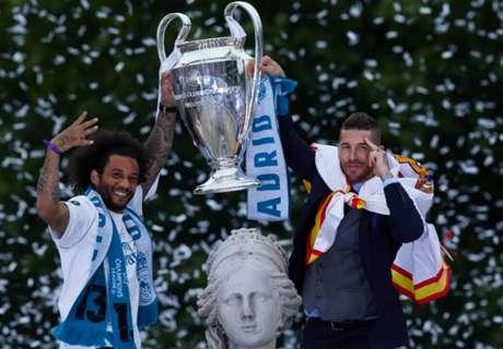 Madrid abbraccia il Real: è ancora festa Champions