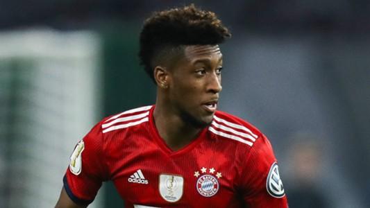 Kingsley Coman Bayern Munich