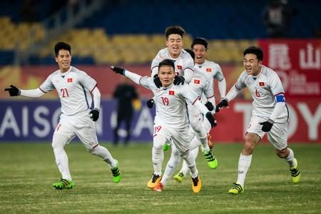 Quang Hải, U23 Việt Nam