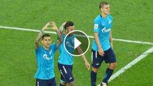 VIDEO PLAY Gol Leandro Paredes Zenit  Akhmat  Grozny 13082017
