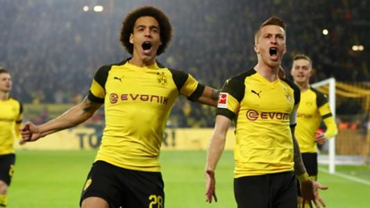 Axel Witsel Marco Reus Dortmund Bayern 10112018