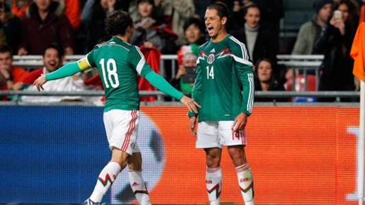 Javier Hernandez, Mexiko, 28052017
