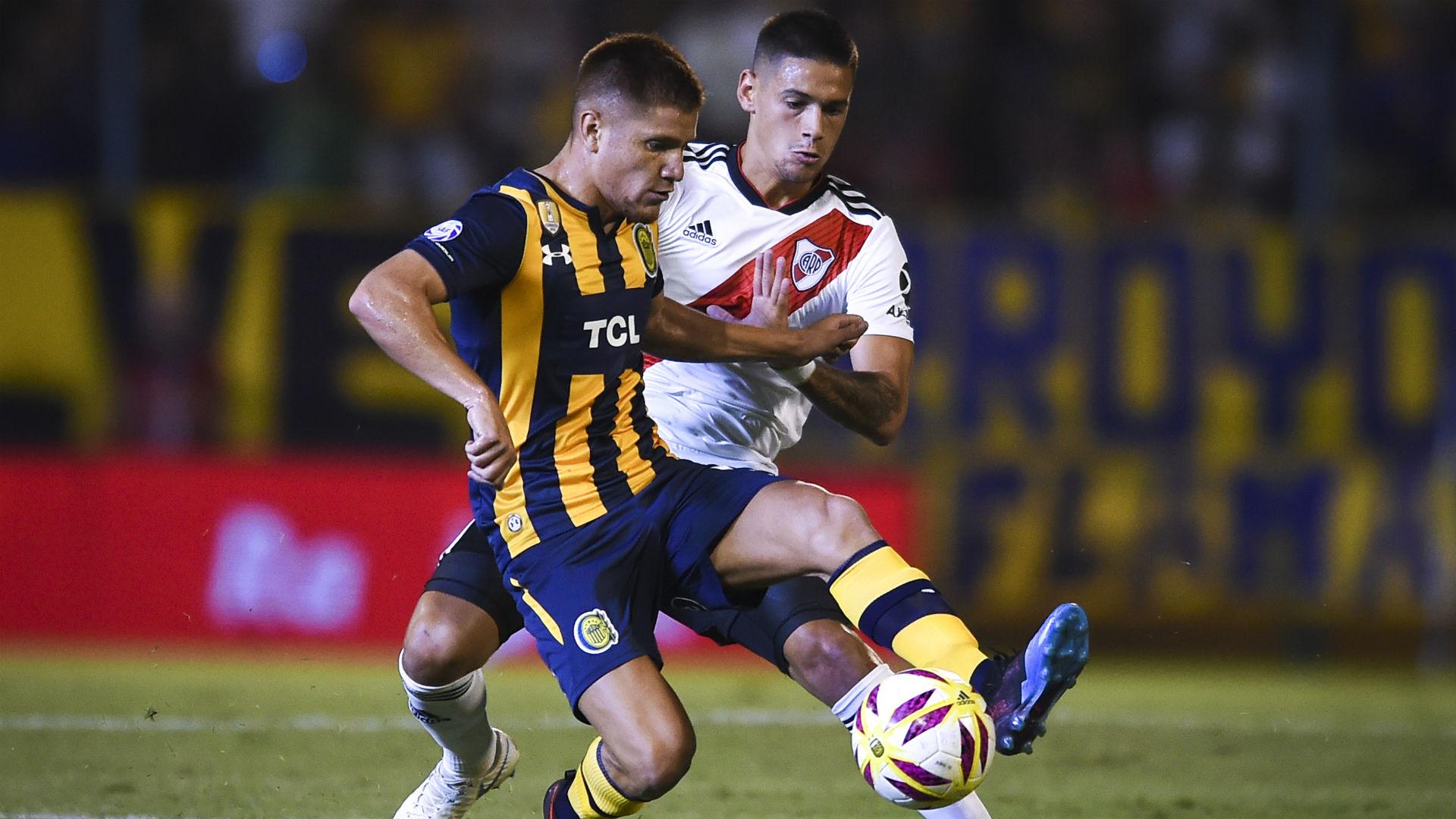 Rosario Central 1 1 River Por La Superliga Goles Jugadas