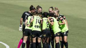 Canberra United v Melbourne Victory W-League 28012017