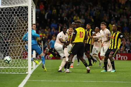 David de Gea - Watford FC v Manchester United