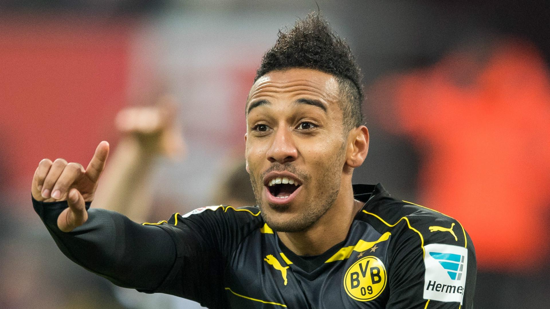 HD Pierre-Emerick Aubameyang Borussia Dortmund
