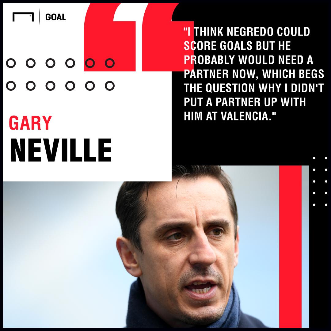 Gary Neville Playing Surface