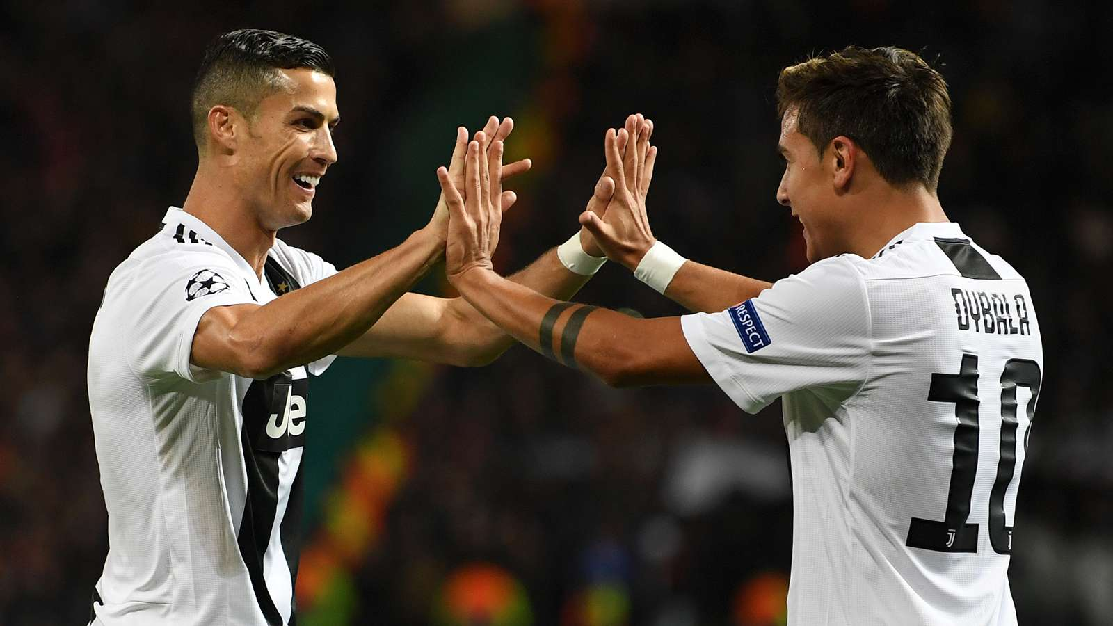 Roma Champions League hopes alive after late goal against Juventus