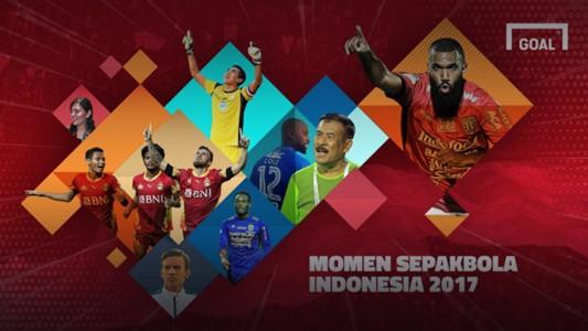 GFXID Momen Sepakbola Indonesia 2017