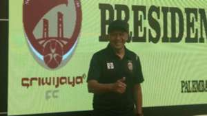 Rahmad Darmawan Sriwijaya FC