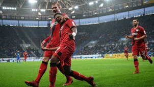 Leon Bailey Bayer Leverkusen Bundesliga