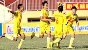 U21 Hà Nội U21 B.Bình Dương Chung kết Giải U21 Báo Thanh Niên 2018