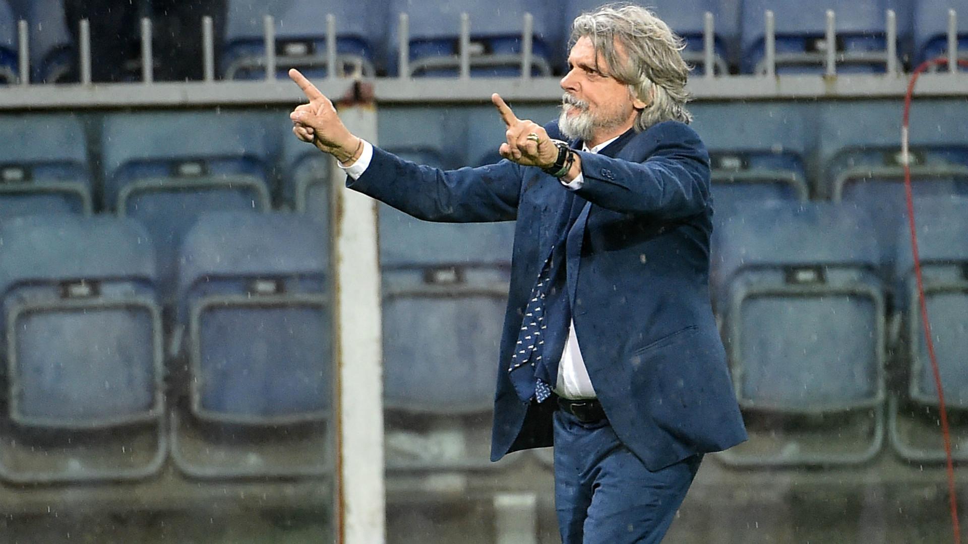 Serie A, Giudice Sportivo: ammenda e diffida per la Sampdoria