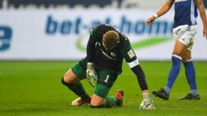 Ralf Fährmann FC Schalke 04 Werder Bremen 03022018