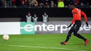 Ismaïla Sarr Rennes Ligue Europa