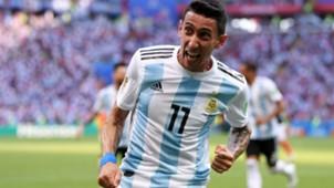 Di Maria Argentina France Francia World Cup  2018 30062018