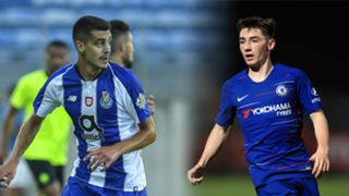 Porto Chelsea  Uefa Youth League final