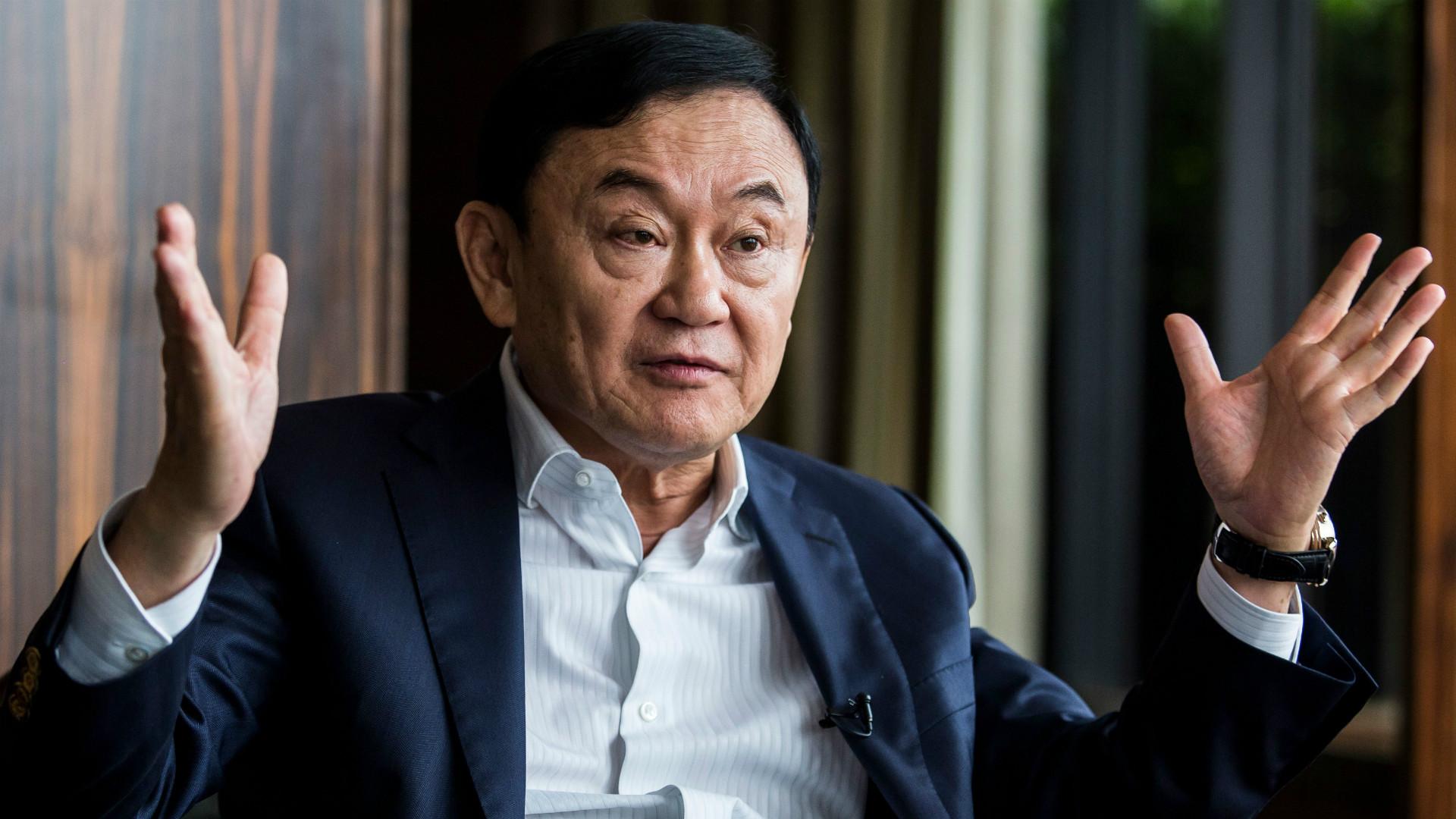 Thaksin Shinawatra 2019