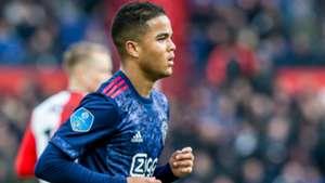 Justin Kluivert, Ajax, Eredivisie 10222017
