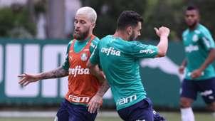 Palmeiras treino Lucas Lima 14012019