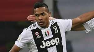 Alex Sandro Juventus 2018-19