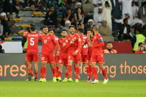 Bahrain AFC Asian Cup 2019