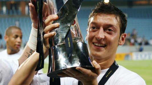 Mesut Ozil Germany U21