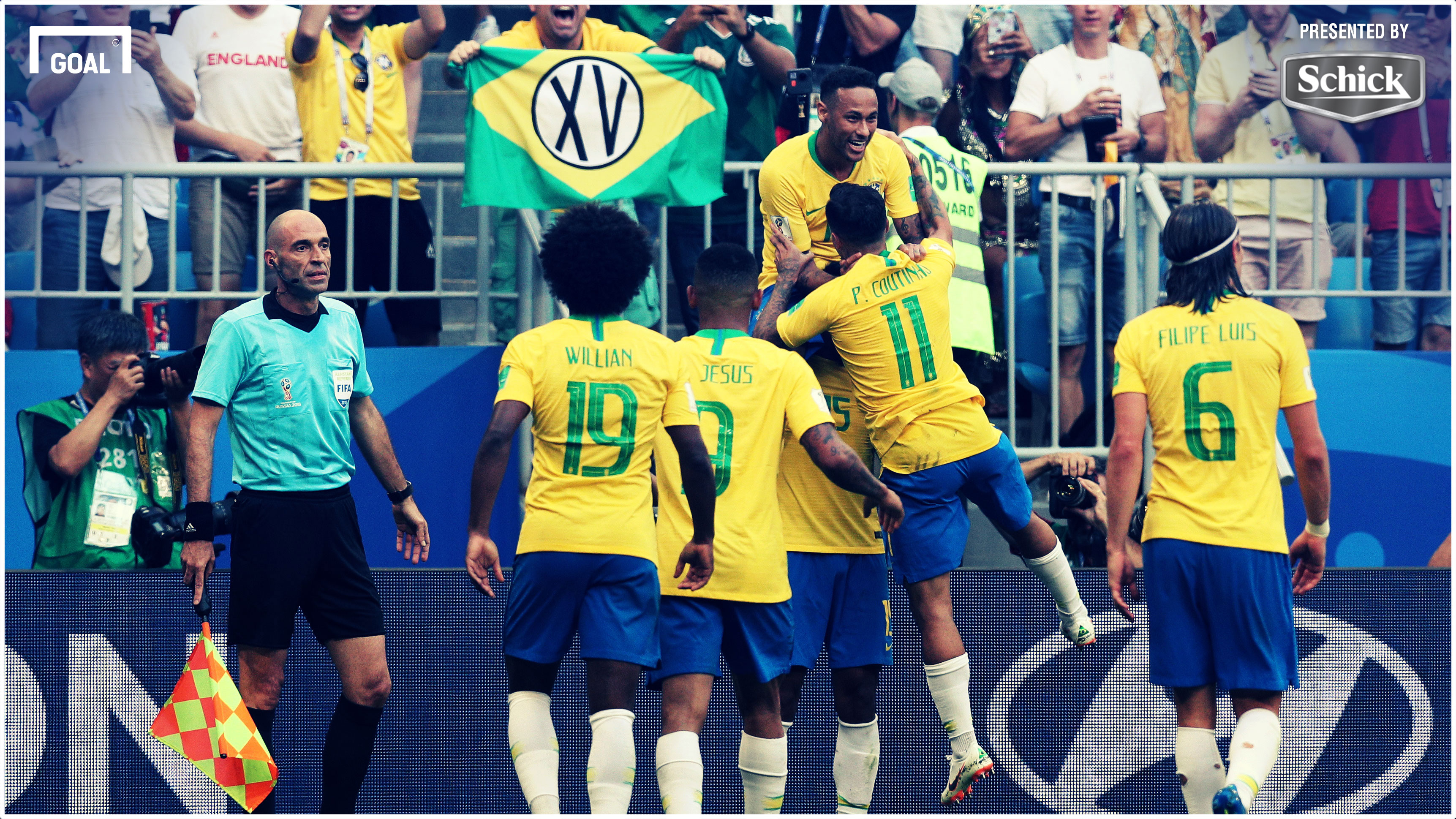 Mondiali: la Francia passa, ora tocca a Brasile - Belgio