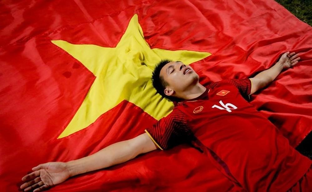 Do Hung Dung Vietnam AFF Suzuki Cup 2018