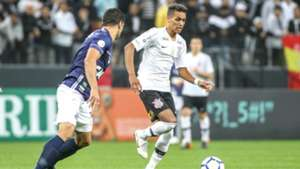 Pedrinho e Renato - Corinthians x Santos - 6/06/2018