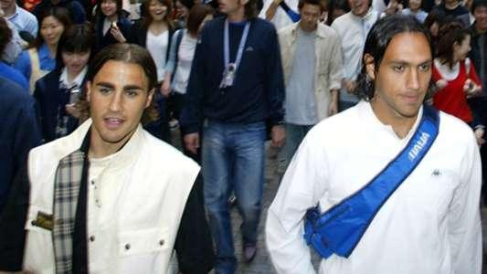 Fabio Cannavaro Alessandro Nesta Italy