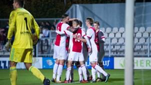 Jong Ajax - Almere City FC, Jupiler League 10162017