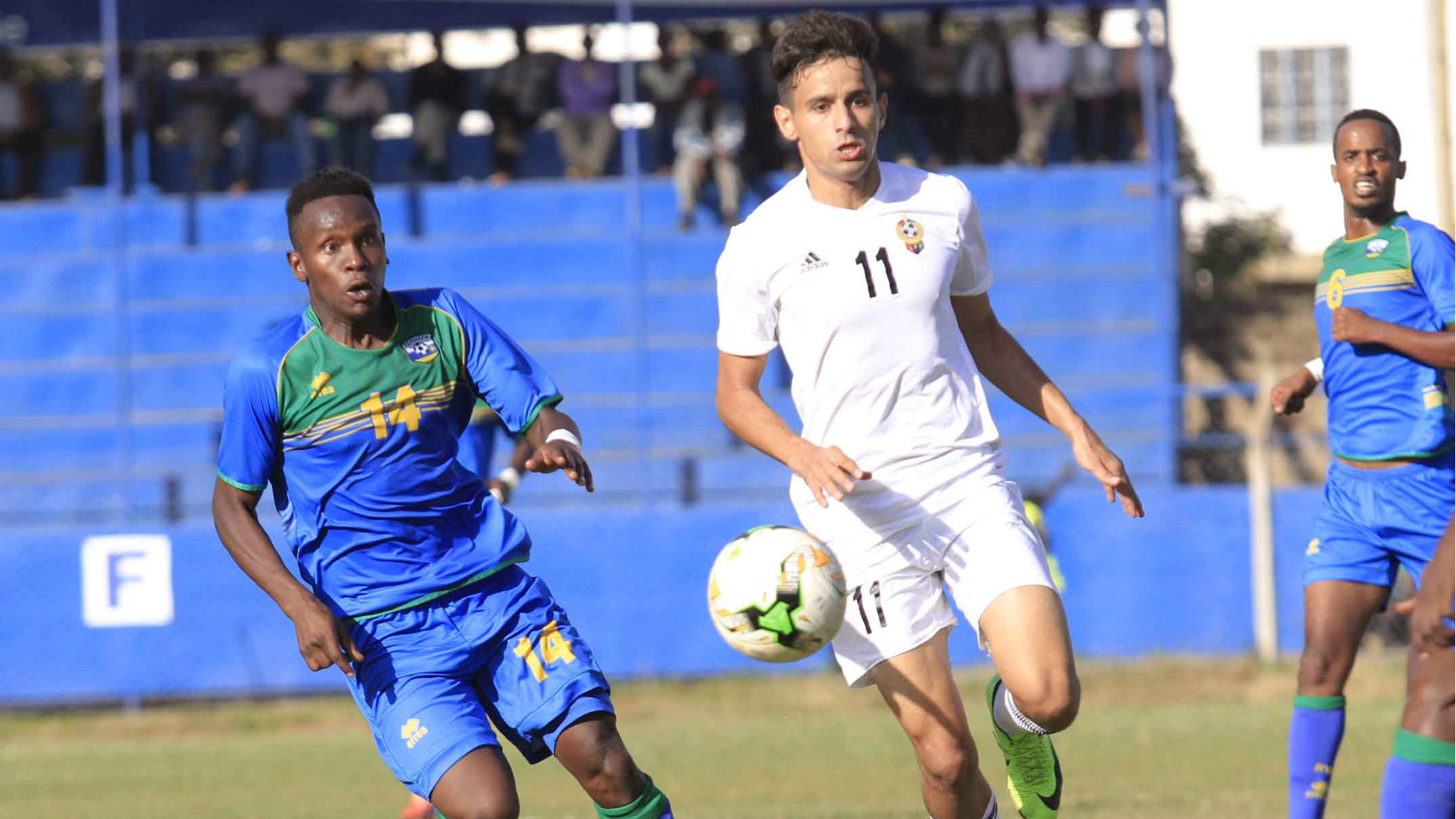 Cecafa: Guests Libya drop more points after stalemate